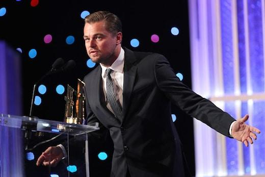 Leonardo DiCaprio's Appian Way Production Company Signs First-Look Film Deal at Sony
