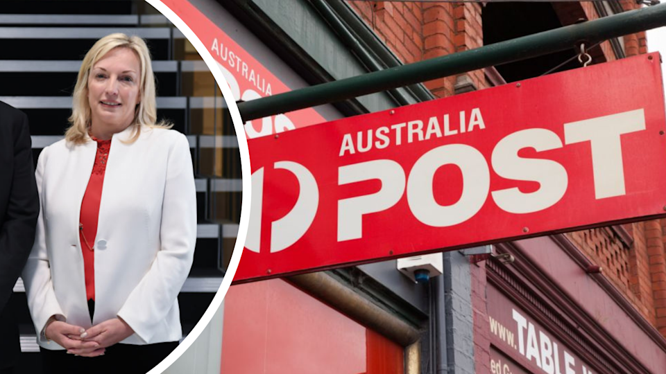 Australia Post CEO Christine Holgate has been ordered to stand aside. Source: Getty
