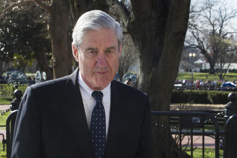 Conflict of Interest: Mueller wanted to be FBI Director, I said no
