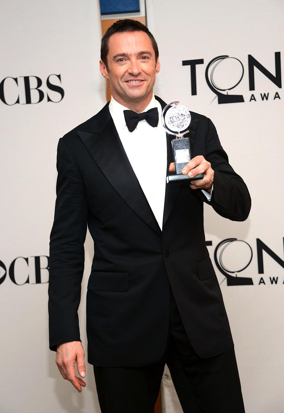 <ul> <li><strong>Has:</strong> An Emmy for his performance at the 2004 Tony Awards, a Grammy for producing <strong>The Greatest Showman </strong>soundtrack, and two Tonys: one for <strong>The Boy From Oz</strong> and one special award for Extraordinary Contribution to the Theatre Community in 2012</li> <li><strong>Needs:</strong> An Oscar</li> </ul>