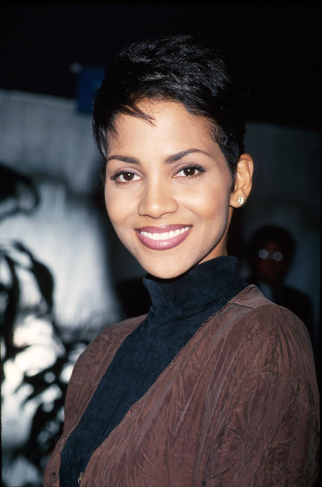 The actress photographed sometime in the '90s.