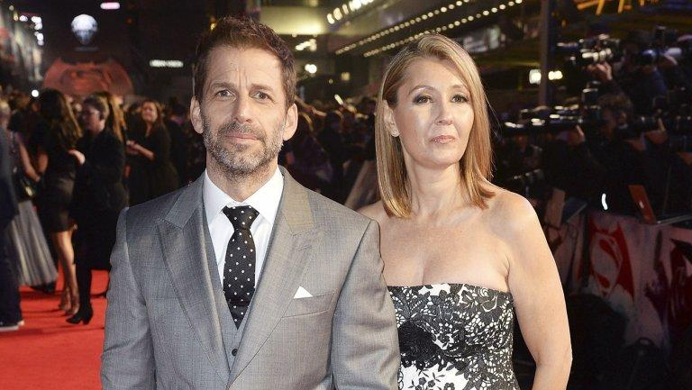 Zack and Deborah Snyder