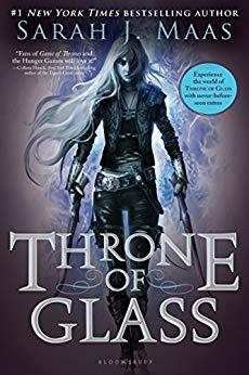 Throne of Glass.