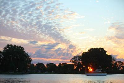 Michigan's Lake St. Clair will play host to the 2019 Toyota Bassmaster Angler of the Year Championship tournament Sept. 29-Oct. 1.