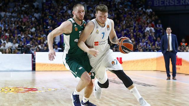 Doncic became the youngest player ever (18) to win a monthly MVP award, and he is now the league MVP at only 19.