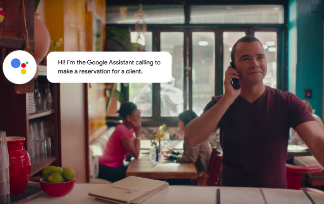 Google's Duplex will eventually make phone calls for you.