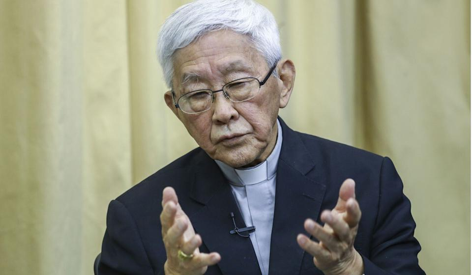 Cardinal Joseph Zen made a personal appeal to the Pope in September, urging him to leave politics with Beijing out of the process. Photo: Nora Tam