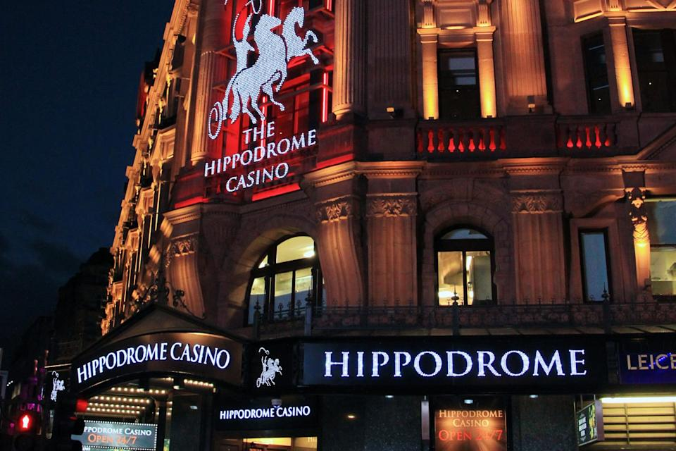 The iconic Hippodrome Casino is among London businesses no longer able to reopen (H. Michael Miley/Flickr)