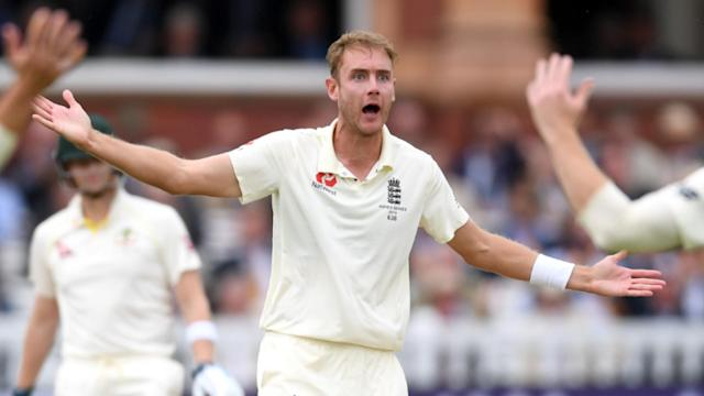 England may need to bowl out Australia by lunch on Saturday to win the second Ashes Test, acknowledges Stuart Broad.