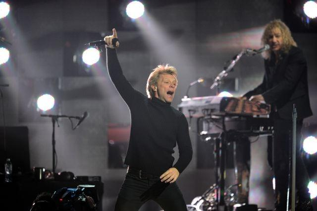Bon Jovi (Photo: AFP Relax