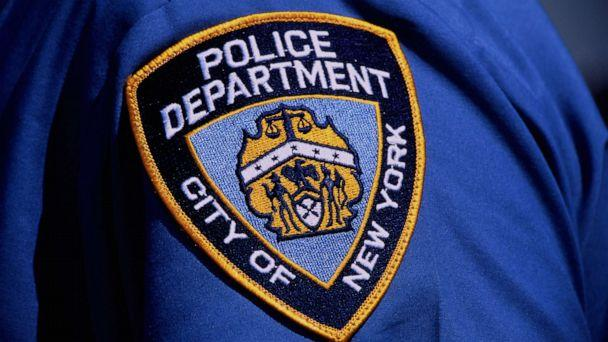 PHOTO: New York Police Department logo. (STOCK PHOTO/Getty Images)