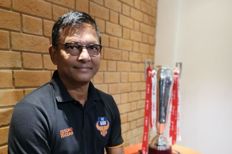 Derrick Pereira - FC Goa Photo