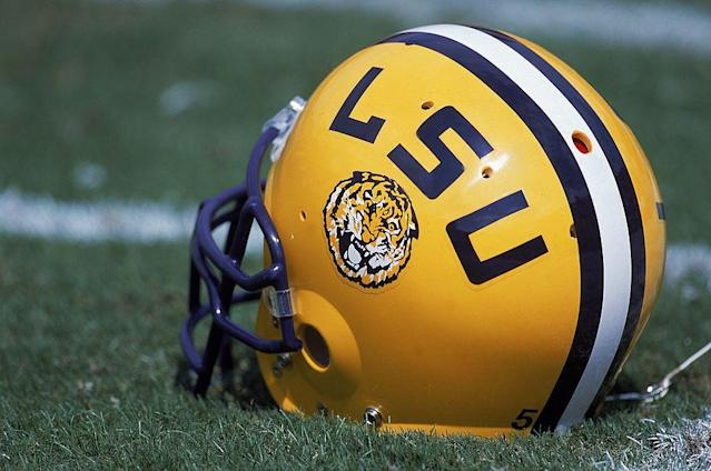 LSU has signed offensive coordinator Matt Canada to a three-year deal. (Getty)