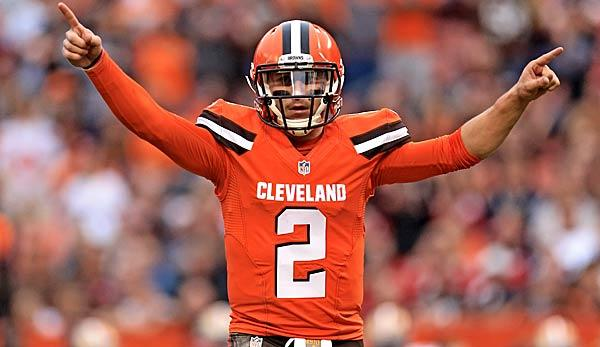 NFL: Third and Long: Free Agency Analyse - Manziel zu den Patriots?
