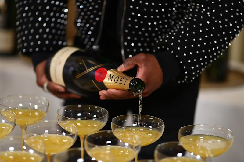 How to Make the Cocktail All the Celebs Will Drink at Sunday's Golden Globes