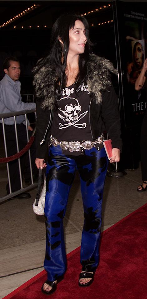 """<a href=""""http://movies.yahoo.com/movie/1803242457/info"""">The Cell</a> Los Angeles premiere (2000)"""