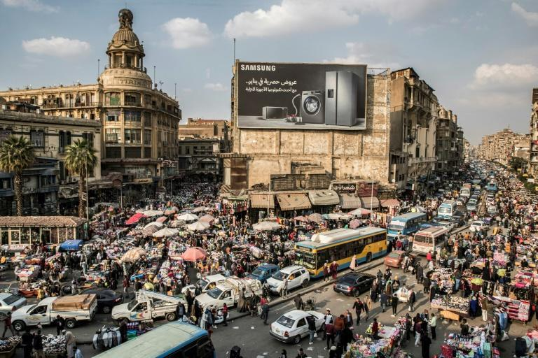 Cairo, the most populous Arab city where a fifth of all Egyptians live, is ranked 30th worst in the world for congestion, according TomTom, the Dutch vehicle navigations systems maker