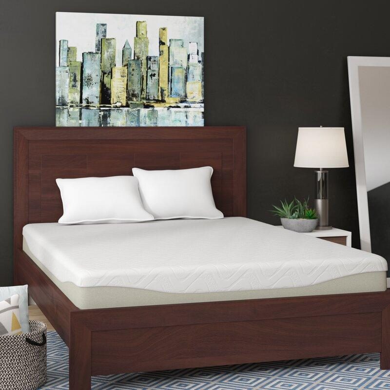 "Sheena 11"" Gel Memory Foam Mattress (Photo: Wayfair)"