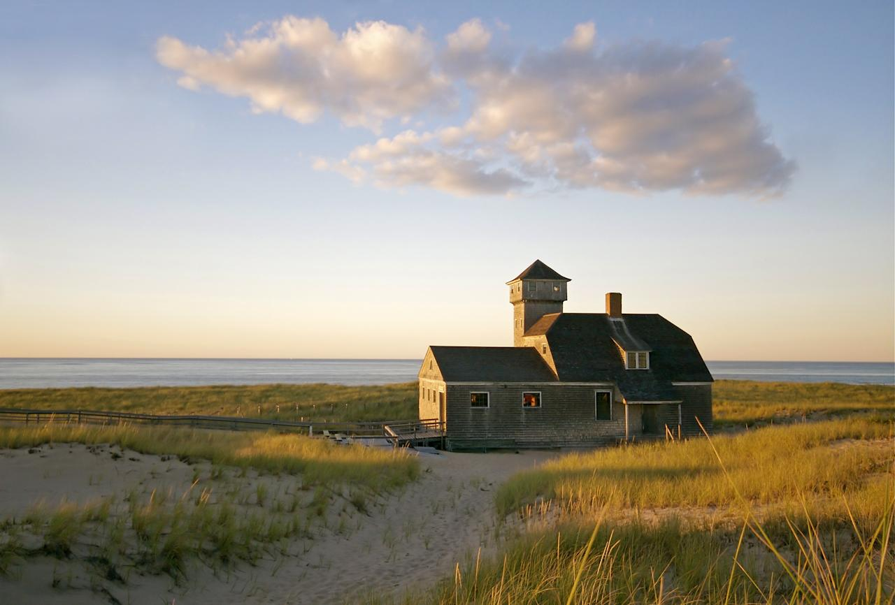 "While everyone's out leaf peeping across the New England mainland, consider escaping to <a href=""https://www.cntraveler.com/story/how-to-do-summer-in-provincetown-according-to-designer-john-derian?mbid=synd_yahoo_rss"">Provincetown</a>. You'll have the tip of <a href=""https://www.cntraveler.com/gallery/the-best-beaches-on-cape-cod?mbid=synd_yahoo_rss"">Cape Cod</a>—and its excess of historic lighthouses, sand dunes, humpback whales, and small town, seaside charm—all for yourself. The beaches are delightfully quiet, as is the restaurant scene throughout October shoulder season. Base yourself at the lovely 30-key inn, <a href=""https://www.awolhotel.com"">AWOL</a> (open until Nov 4, 2019), located between Commercial Street and Herring Cove Beach, and venture out from there. Amble through the boutique-lined ""downtown,"" bike or walk one of the surrounding nature trails, explore the uninhabited sand dunes of the northern Cape with <a href=""https://www.artsdunetours.com"">Art's Dune Tours</a> (bookings until October 31, 2019), or set sail on a highly rewarding whale watch with eco-conscious company <a href=""https://whalewatch.com"">Dolphin Fleet</a> (sailings until October 27, 2019)."