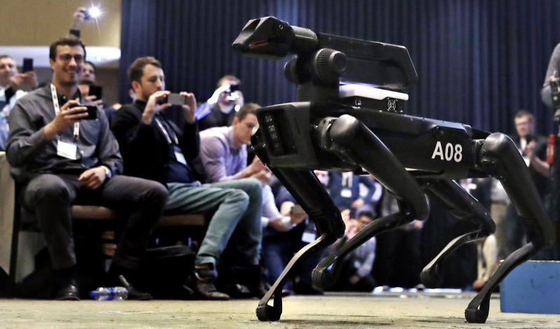 Boston Dynamics Scary Robot Videos Are They For Real