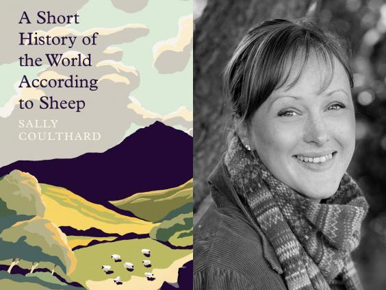 Sally Coulthard details the ways sheep have permeated our language, among other topics, in 'A Short History of the World According to Sheep'