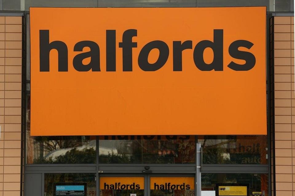 Retailer Halfords has revealed plunging cycling sales as it suffers amid an ongoing shortage of bikes due to supply chain troubles (PA) (PA Archive)