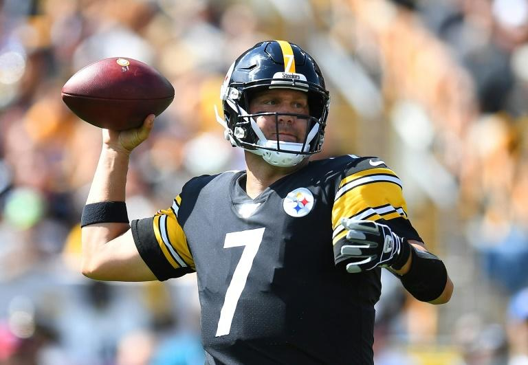 new arrivals 8d1d2 91b5b Steelers reeling as Roethlisberger ruled out for season