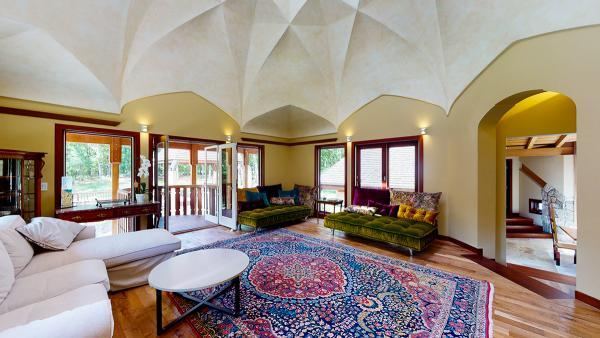 6 homes with spiritual design elements