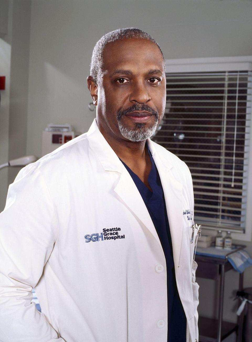 <p>Speaking of Seattle Grace/Grey Sloan Memorial chiefs, OG Chief Richard Webber, played by James Pickens, Jr., has been around since season 1.</p>