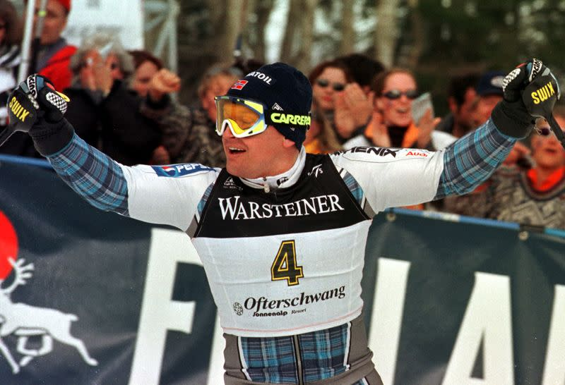 Alpine skiing: Norway's 1992 Olympic champion Jagge dead at 54