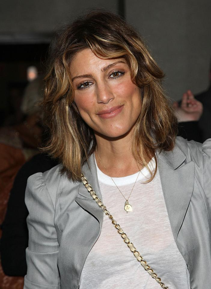 "<a href=""http://movies.yahoo.com/movie/contributor/1800019054"">Jennifer Esposito</a> at the New York screening of <a href=""http://movies.yahoo.com/movie/1809843292/info"">The Brothers Bloom</a> - 05/07/2009"