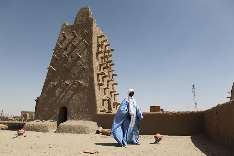 Islamist militant on trial in Hague over destruction of Timbuktu shrines