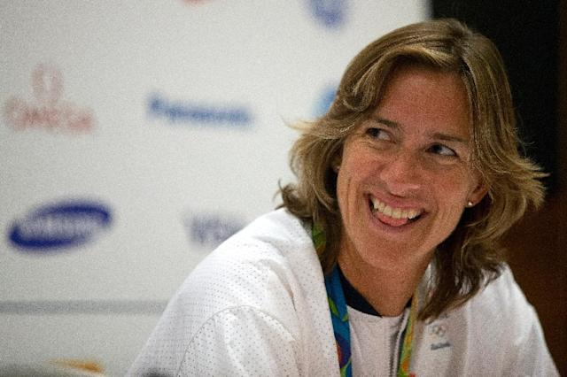 Katherine Grainger, a five-time Olympics rowing medallist, is due to start her new job next week in charge of UK Sport, the body that dispenses government and Lottery money to federations (AFP Photo/Justin TALLIS)
