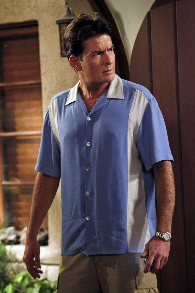 """<h2><b>Charlie Sheen</b><br>At $2 million an episode, the original """"Two and a Half Men"""" star was the <a href=""""http://www.hollywoodreporter.com/news/cbs-warner-bros-may-have-165293"""">highest-paid TV actor in Hollywood</a>. Winning! (AP Photo/CBS, Greg Gayne, File)</h2>"""