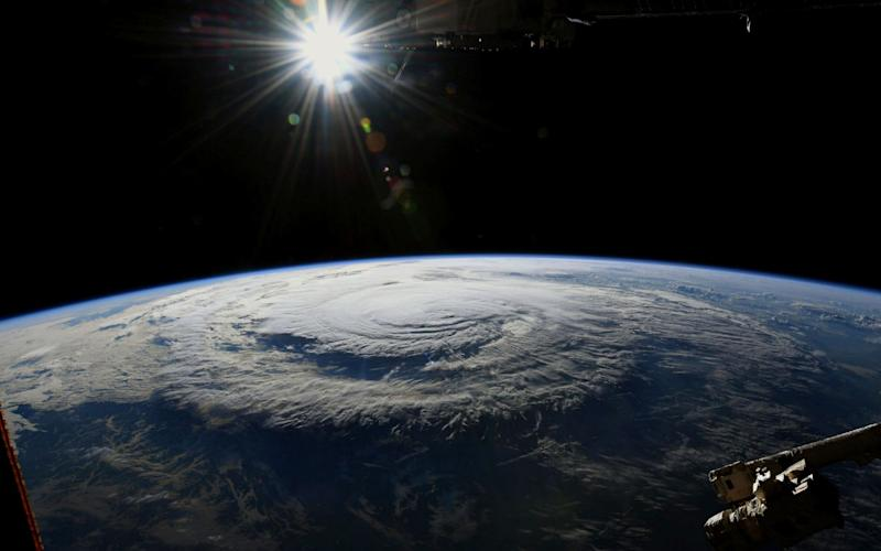 The Earth as seen from space - AFP