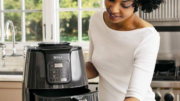 Ninja Air Fryers Are 45 Off At Amazon With Coupon