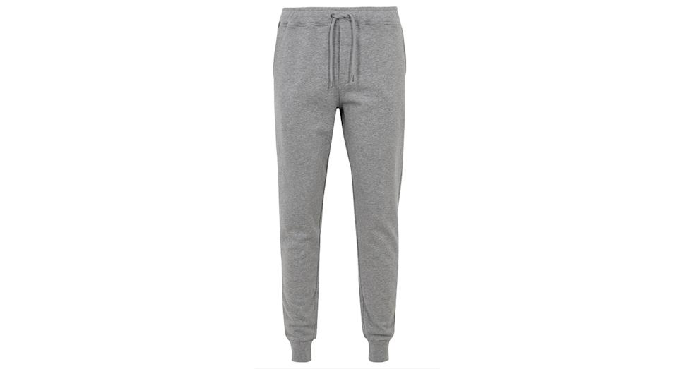 Cuffed Cotton Joggers