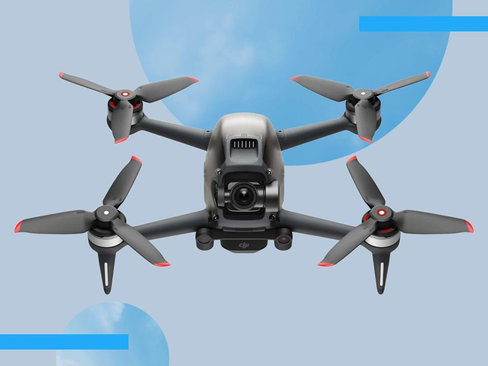 <p>Believe your eyes: a first-person-view drone lets you see more than ever before</p> (iStock/The Independent)