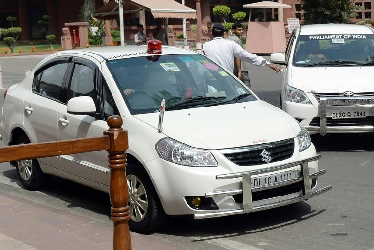 Red beacons on cars in  India are perceived as a symbol of privilege and arrogance, used by ministers and top bureaucrats to cut through traffic