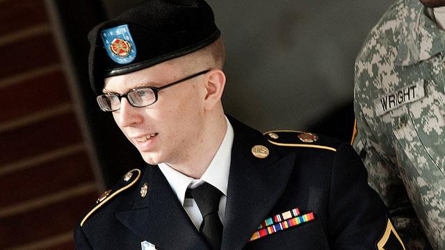 Bradley Manning Speaks Publicly for First Time