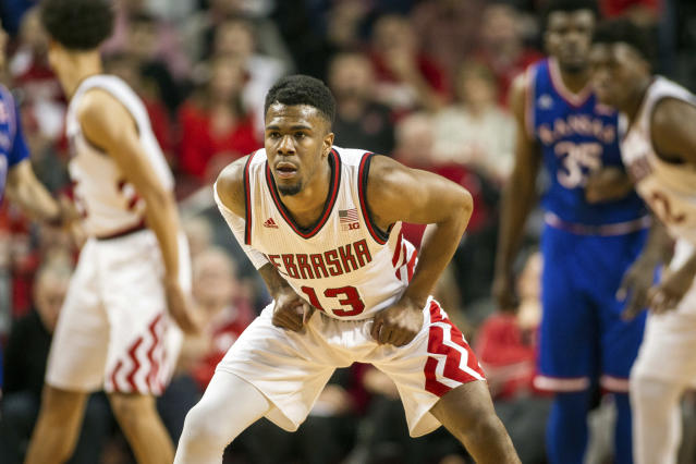Nebraska is among the teams with the most at stake in the opening week of conference tournament play. (AP)