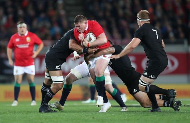 Tadhg Furlong will once again tour with the British and Irish Lions