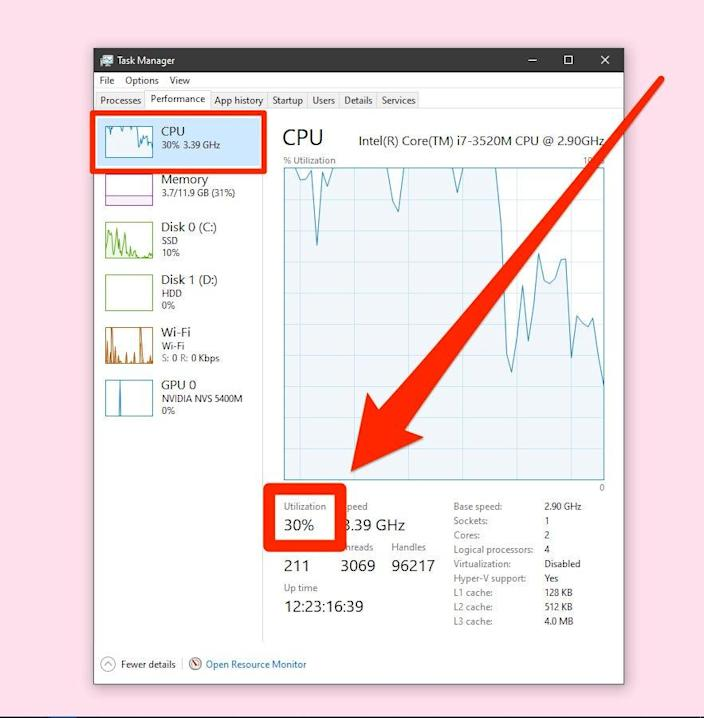 4   How to check CPU usage