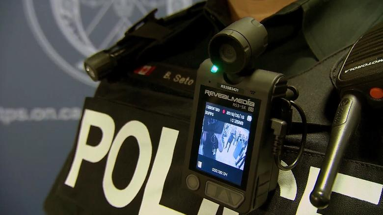Halifax police recommend against body-camera pilot project
