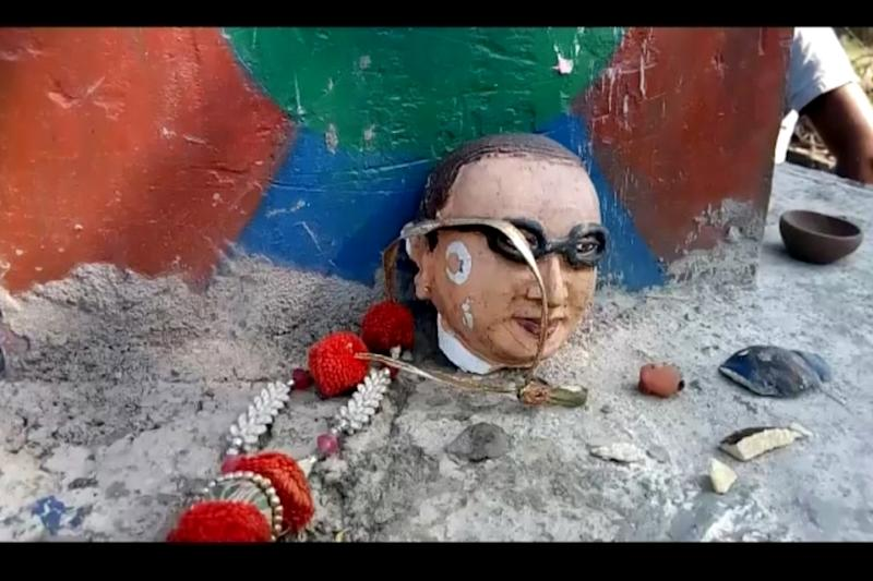 After Lenin and Periyar, Ambedkar Statue Vandalised in UP's Meerut