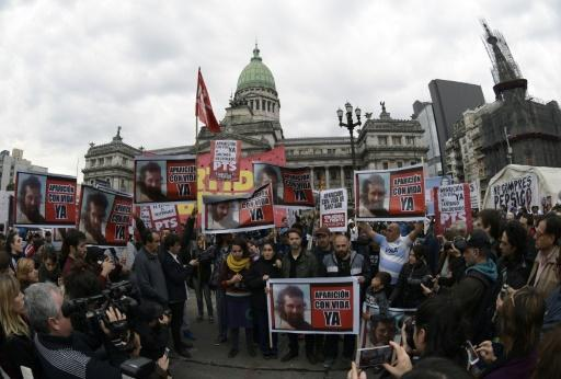 Argentina indigenous man 'forcibly disappeared': campaigners