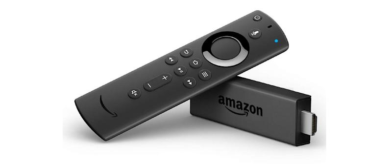 The Amazon Fire Stick is a mini route to streaming, gaming, and browsing thousands of channels. Could. Not. Be. Simpler. (Photo: Amazon)