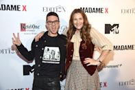 <p>Also there: Christian Siriano and Drew Barrymore, who buddy up on the red carpet.</p>