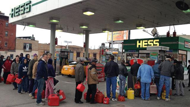 Cuomo: 'Fuel Is on the Way' as 8M Gallons of Gasoline Delivered