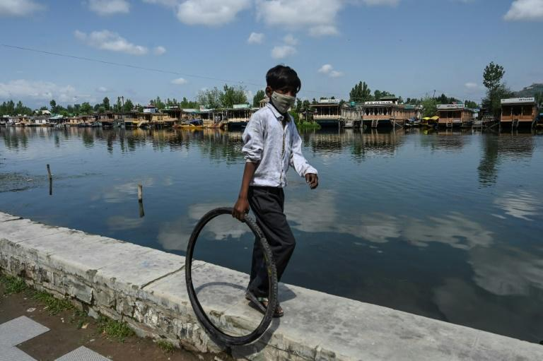 Rights groups say children are bearing a far greater brunt in India's latest pandemic wave